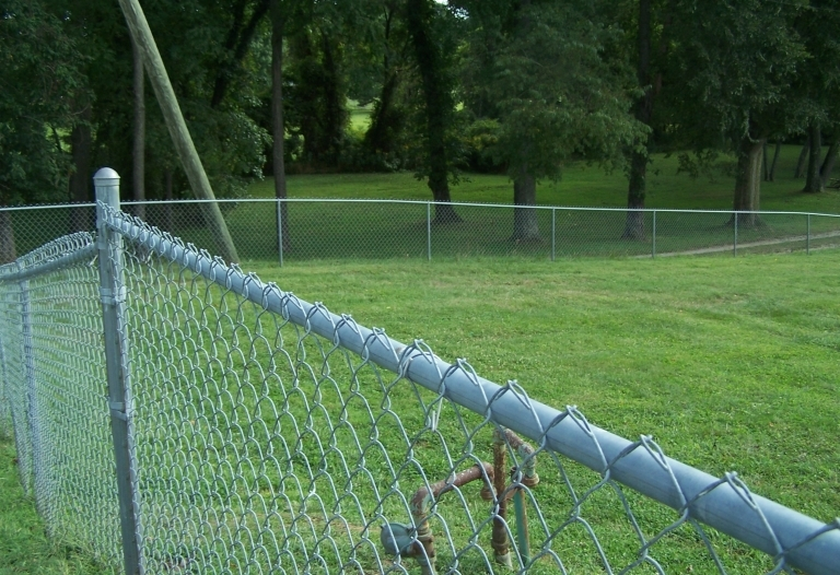 Fenced Lot